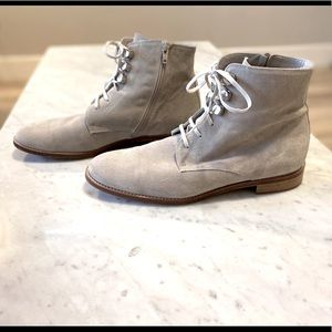 Pertini Leather Ankle Boots